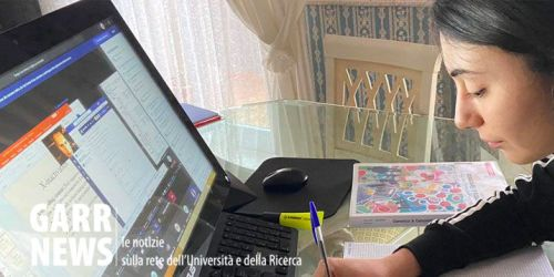 L'UNIVERSITÀ SI RISCOPRE ONLINE